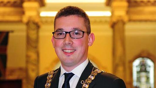 Seanadóir Niall Ó Donnghaile, Sinn Féin.