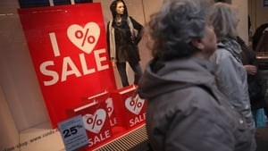 Retail Excellence Ireland noted heavy discounts in run up to Chrismtas