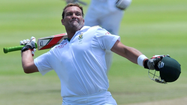 Jacques Kallis - The South African all-rounder eventually fell for 224
