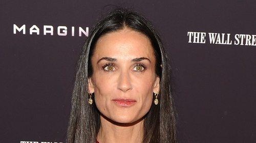 Demi Moore has changed her Twitter name