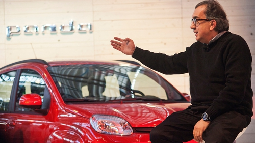 Fiat Chrysler CEO Sergio Marchionne has laid out an ambitious plan for the newly merged group