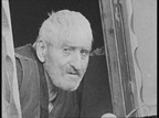 John, an old man living alone in County Offaly in 1964.