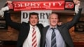 Devine named as new Derry City boss
