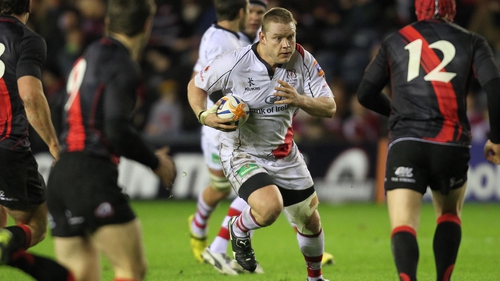 Tom Court starts at loosehead for Ulster