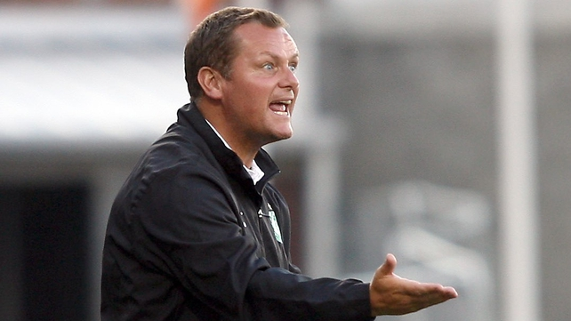 Jim Magilton previously worked with Michael O'Neill at Shamrock Rovers