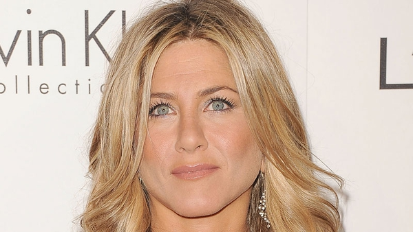 Aniston - Topped poll despite starring in The Bounty Hunter