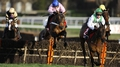 Captain defies drift to take Tolworth Hurdle