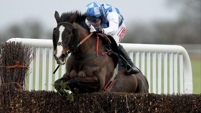 Berties Dream will be part of a strong field in the Glen Chase