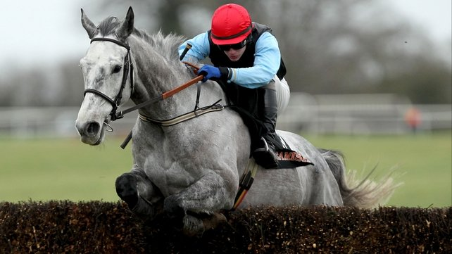On the way back - Quel Esprit, ridden by Paul Townend, continued his resurgence with victory in the Grade 3 Chase at Thurles