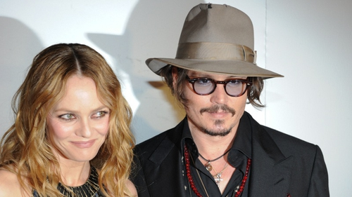 Depp opens up about split from Paradis