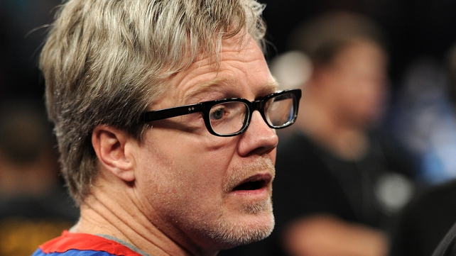 Freddie Roach believes Mustafa Ameen is not a member of any boxing organisation