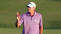 Strong finish sees Stricker stay top