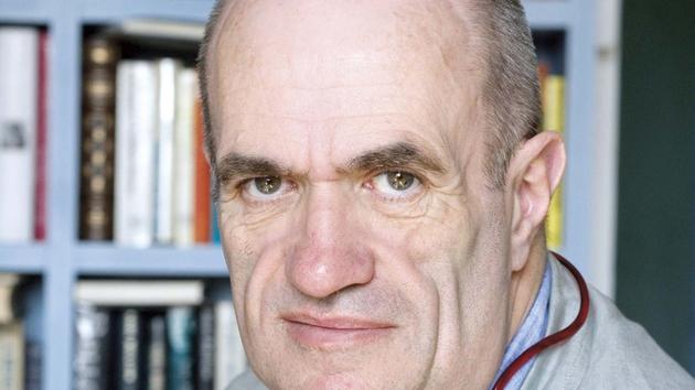 Colm Tóibín: his new novel, Nora Webster is due to be published October 2014