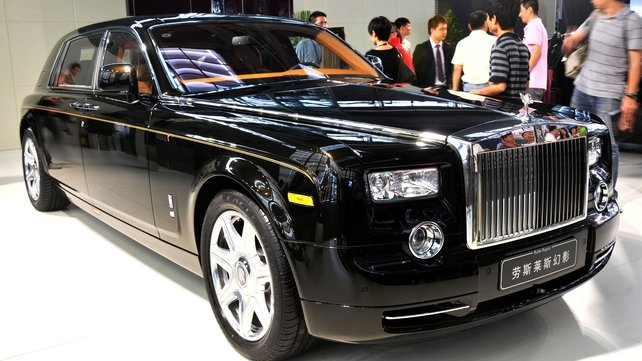 Rolls-Royce's European sales were up by more than 60%