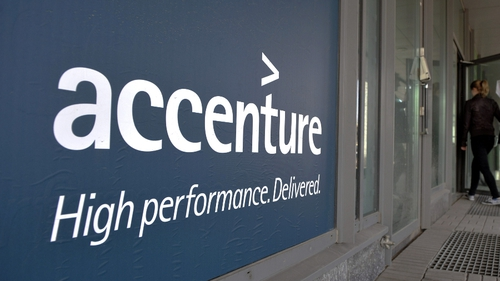 250 jobs announced by consulting firm Accenture