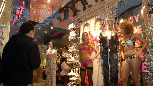 La Senza has 15 shops on both sides of the border