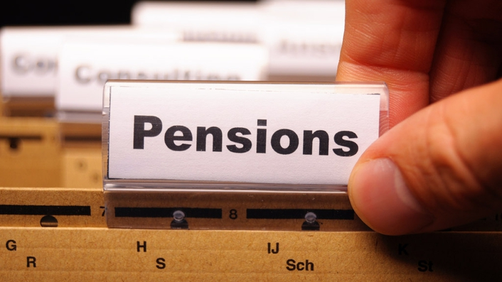 Politicians and pensions