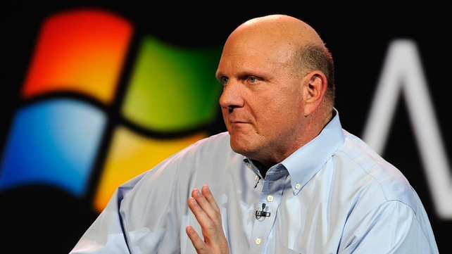 Microsoft CEO Steve Ballmer said the change was to create focus in the company