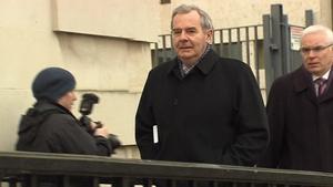 Seán Quinn continues evidence in High Court in Dublin