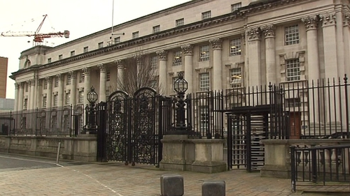 Belfast High Court heard a confidential resolution had been agreed
