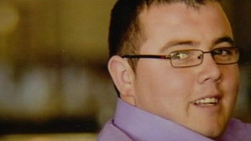 The remains found in the Dublin mountains were identified as James Kenny McDonagh