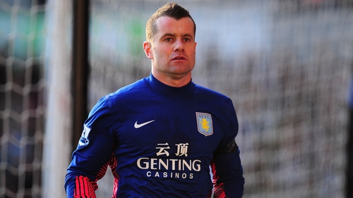Shay Given made a crucial late save for Villa as they earned a point at The Hawthorns