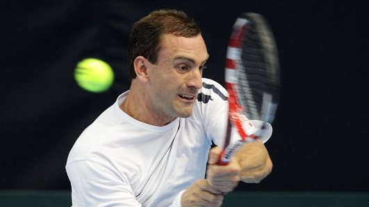 Irish Tennis Player Conor Niland