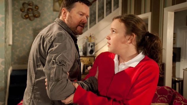 Owen loses the rag with Faye
