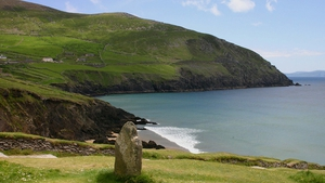 The beautiful Dingle coastline