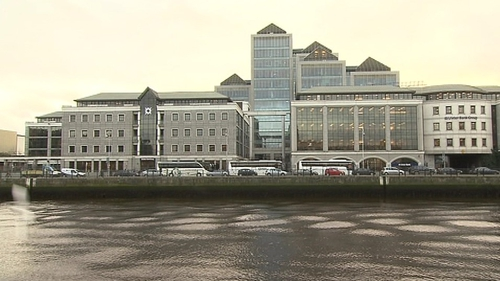 Green REIT owns a number of properties on Dublin's quays