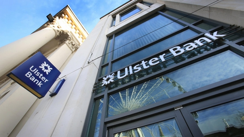Ulster Bank said the job cuts were part of its previously-announced cost cutting programme