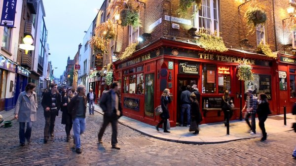 There was strong growth in tourist numbers in Dublin this year