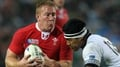 Wales forward Burns out of Six Nations