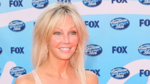 Actress Heather Locklear arrested for domestic violence, battery on police officer