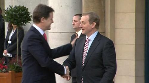 Anglo-Irish warnings on transactions tax plans