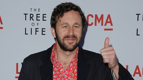 Chris O'Dowd gives his Irish accent the thumbs up
