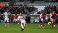 Swansea 3-2 Arsenal
