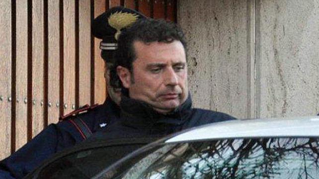 Captain Francesco Schettino was arrested on Saturday