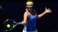Azarenka not fearing Sharapova's experience