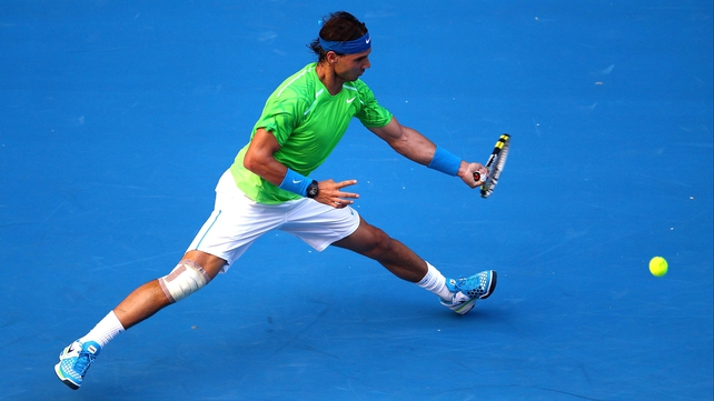 Rafael Nadal has been sidelined with a knee problem for the last six months