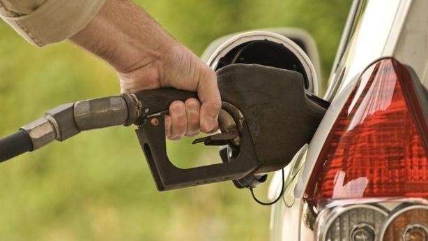 Diesel mileage is increasing.