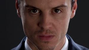 Andrew Scott as Moriarty