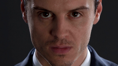 Andrew Scott as Moriarty
