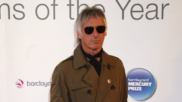 Weller plays Dublin on June 24