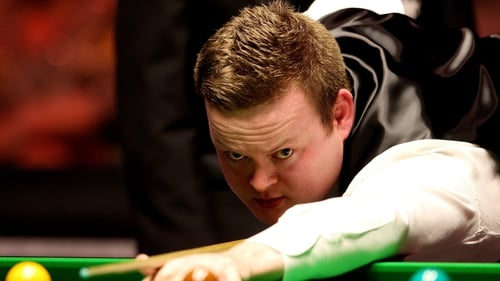 Shaun Murphy maintained his self-belief to advance to Sunday's final against Mark Selby or Mark Davis