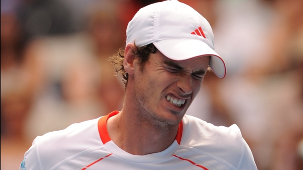 Andy Murray lost the first set but recovered to beat Ryan Harrison 3-1