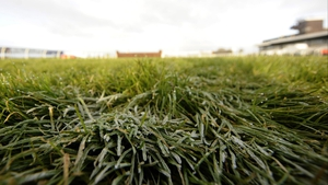 A frozen track has forced Catterick to cancel
