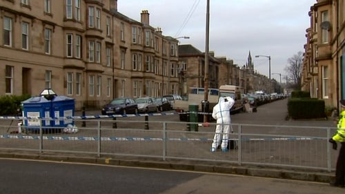 The attack was described as 'sustained and violent'