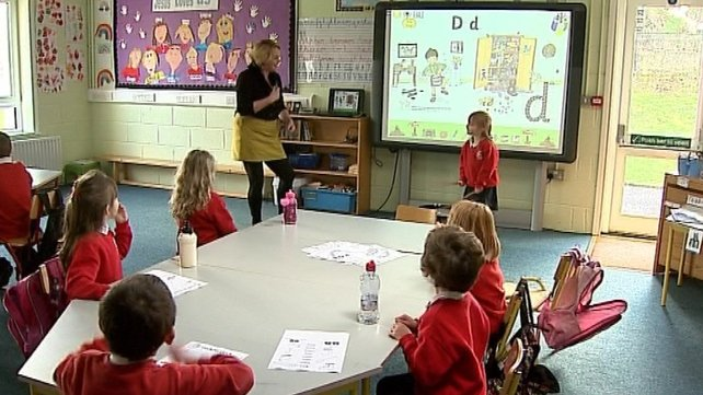 Ireland is the only EU country that does not teach a European language in primary schools