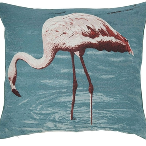 Flamingo cushion, €40